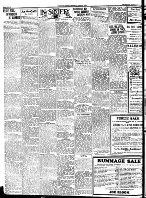 Kossuth County Advance from Algona, Iowa on February 15, 1934 · Page 4
