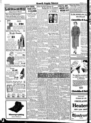 Kossuth County Advance from Algona, Iowa on March 8, 1934 · Page 10