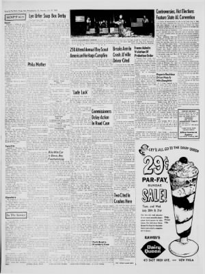 The Daily Times From New Philadelphia Ohio On July 19 1965