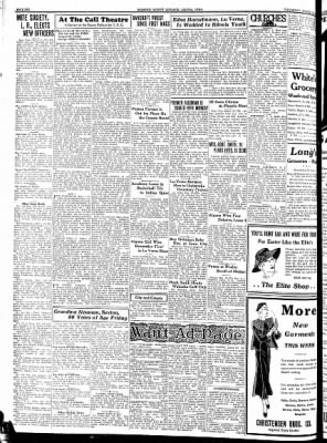 Kossuth County Advance from Algona, Iowa on March 29, 1934 · Page 6
