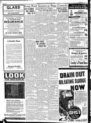 Kossuth County Advance from Algona, Iowa on April 19, 1934 · Page 2