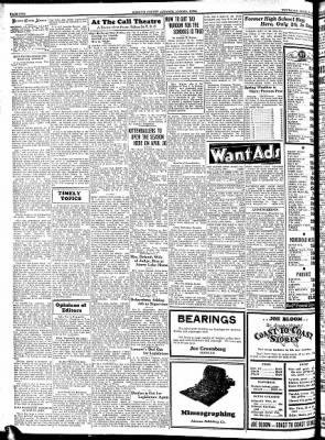 Kossuth County Advance from Algona, Iowa on April 19, 1934 · Page 10