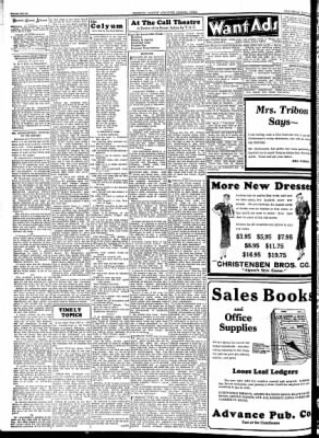 Kossuth County Advance from Algona, Iowa on May 3, 1934 · Page 4