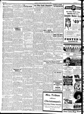 Kossuth County Advance from Algona, Iowa on May 10, 1934 · Page 6