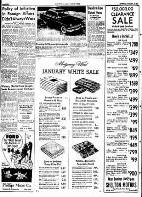 The Courier News from Blytheville, Arkansas on January 5, 1954 · Page 2