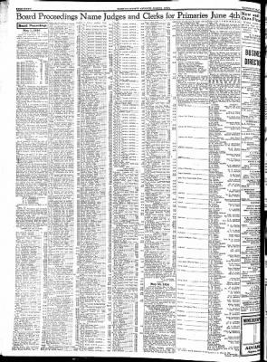 Kossuth County Advance from Algona, Iowa on May 17, 1934 · Page 8