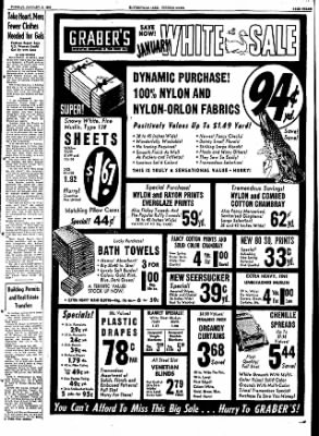 The Courier News from Blytheville, Arkansas on January 5, 1954 · Page 3