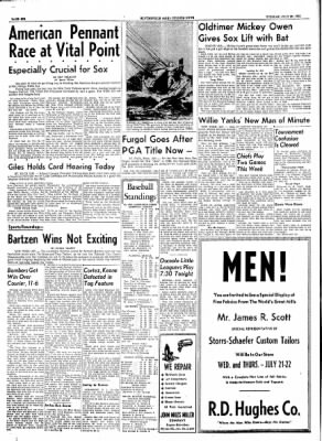 The Courier News from Blytheville, Arkansas on July 20, 1954 · Page 6