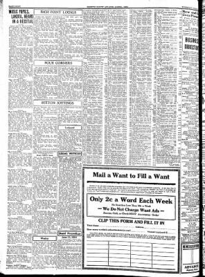 Kossuth County Advance from Algona, Iowa on June 21, 1934 · Page 8