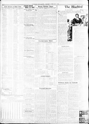 pittsburgh post gazette from pittsburgh pennsylvania on february 5 Dodge Ram On 26 Inch Tires pittsburgh post gazette from pittsburgh pennsylvania on february 5 1936 page 20