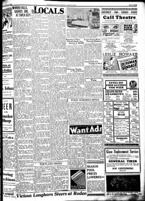 Kossuth County Advance from Algona, Iowa on July 19, 1934 · Page 5