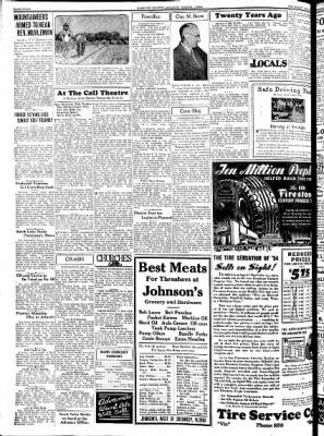 Kossuth County Advance from Algona, Iowa on July 26, 1934 · Page 4