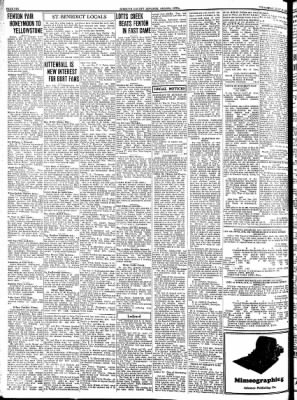Kossuth County Advance from Algona, Iowa on July 26, 1934 · Page 6