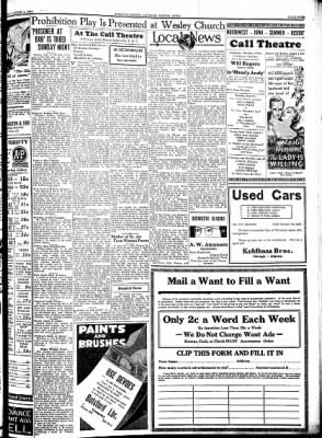 Kossuth County Advance from Algona, Iowa on August 2, 1934 · Page 5