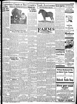 Kossuth County Advance from Algona, Iowa on August 2, 1934 · Page 9
