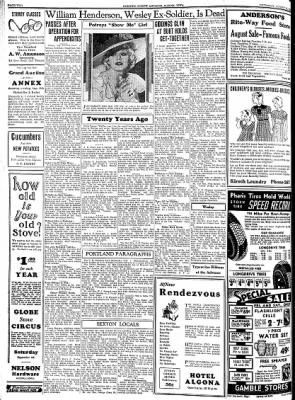 Kossuth County Advance from Algona, Iowa on August 16, 1934 · Page 2