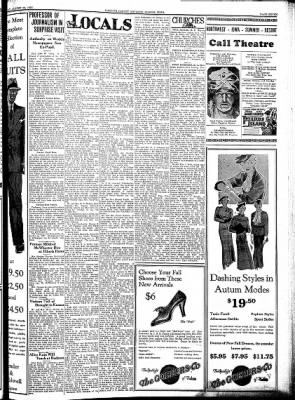 Kossuth County Advance from Algona, Iowa on August 23, 1934 · Page 7