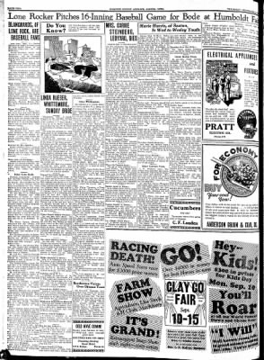 Kossuth County Advance from Algona, Iowa on September 6, 1934 · Page 2