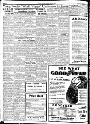 Kossuth County Advance from Algona, Iowa on September 13, 1934 · Page 2