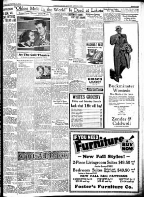 Kossuth County Advance from Algona, Iowa on September 13, 1934 · Page 5