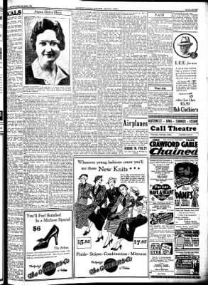 Kossuth County Advance from Algona, Iowa on September 13, 1934 · Page 7