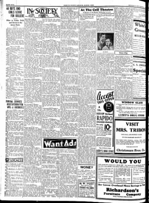 Kossuth County Advance from Algona, Iowa on September 20, 1934 · Page 4