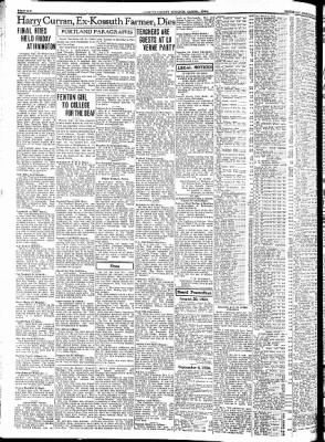 Kossuth County Advance from Algona, Iowa on September 20, 1934 · Page 8