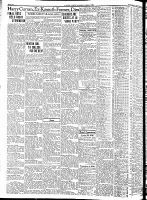 Kossuth County Advance from Algona, Iowa on September 20, 1934 · Page 12