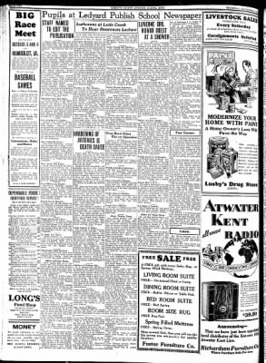 Kossuth County Advance from Algona, Iowa on September 27, 1934 · Page 2