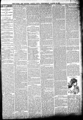 The Algona Upper Des Moines from Algona, Iowa on March 18, 1896 · Page 3
