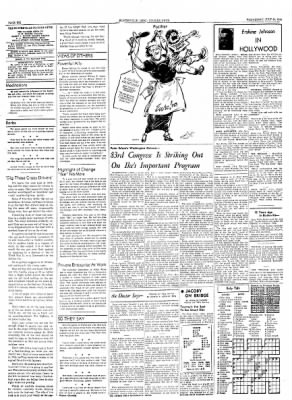 The Courier News from Blytheville, Arkansas on July 21, 1954 · Page 6