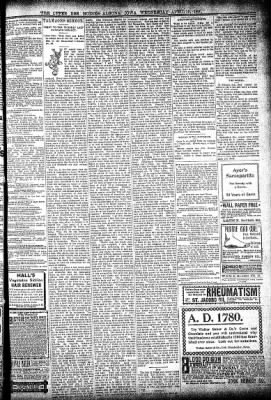 The Algona Upper Des Moines from Algona, Iowa on April 15, 1896 · Page 7