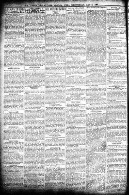 The Algona Upper Des Moines from Algona, Iowa on May 6, 1896 · Page 2