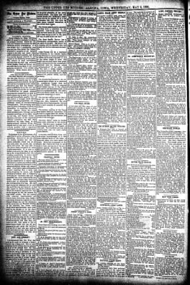 The Algona Upper Des Moines from Algona, Iowa on May 6, 1896 · Page 4