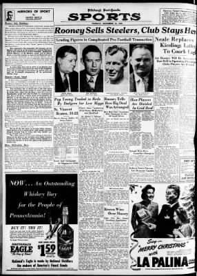 Pittsburgh Post-Gazette from Pittsburgh, Pennsylvania on December 10, 1940 · Page 18