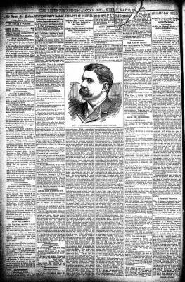 The Algona Upper Des Moines from Algona, Iowa on May 13, 1896 · Page 4