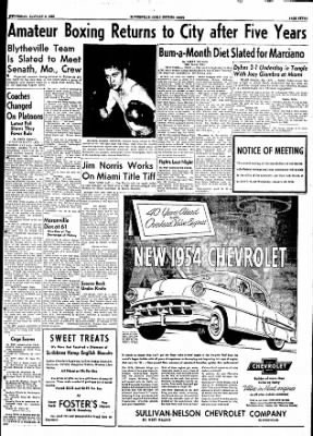 The Courier News from Blytheville, Arkansas on January 6, 1954 · Page 7