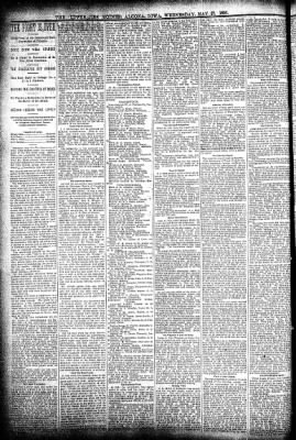The Algona Upper Des Moines from Algona, Iowa on May 27, 1896 · Page 2