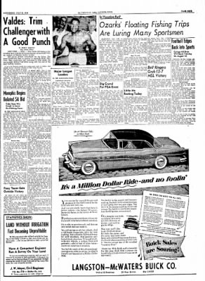 The Courier News from Blytheville, Arkansas on July 21, 1954 · Page 9