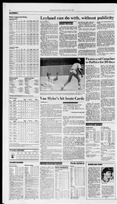 Pittsburgh Post-Gazette from Pittsburgh, Pennsylvania on June 20, 1988 · Page 14
