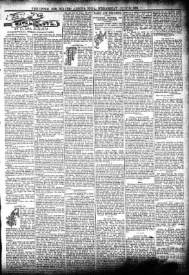 The Algona Upper Des Moines from Algona, Iowa on July 8, 1896 · Page 3