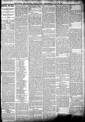 The Algona Upper Des Moines from Algona, Iowa on July 22, 1896 · Page 3
