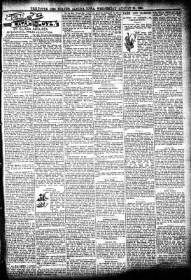 The Algona Upper Des Moines from Algona, Iowa on August 26, 1896 · Page 5