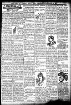 The Algona Upper Des Moines from Algona, Iowa on September 23, 1896 · Page 9