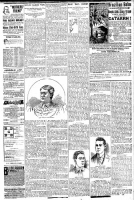 Logansport Pharos-Tribune from Logansport, Indiana on August 30, 1896 · Page 7