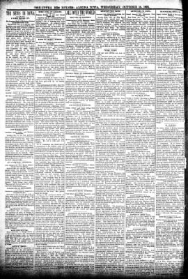 The Algona Upper Des Moines from Algona, Iowa on October 14, 1896 · Page 2