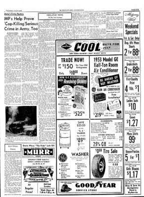 The Courier News from Blytheville, Arkansas on July 22, 1954 · Page 5