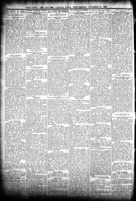 The Algona Upper Des Moines from Algona, Iowa on October 21, 1896 · Page 2