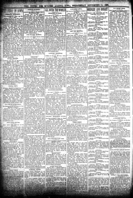 The Algona Upper Des Moines from Algona, Iowa on November 11, 1896 · Page 2