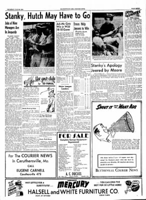 The Courier News from Blytheville, Arkansas on July 22, 1954 · Page 7
